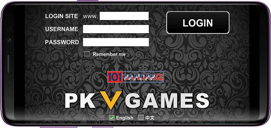 Login BandarQ PKV Games