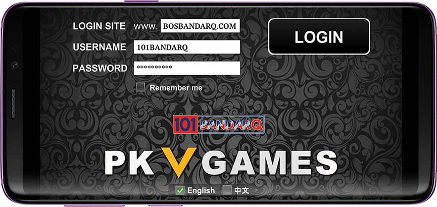 Login Site Bosbandarq